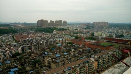 Jingdezhen skyline (1)