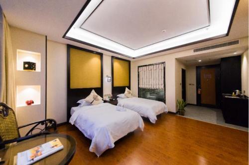 Yixing accommodation 3