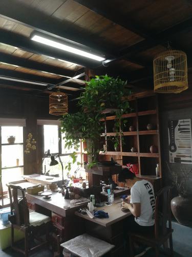 Yixing studio 2